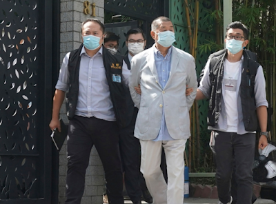 Jimmy Lai punished towards 14 months for pro-democracy protests