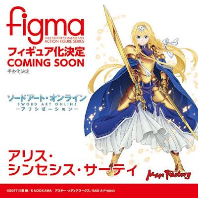 Figma Alice Synthesis Thirty de SAO
