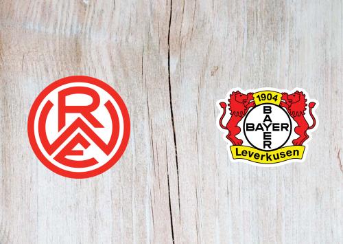 Rot-Weiss Essen vs Bayer Leverkusen -Highlights 02 February 2021