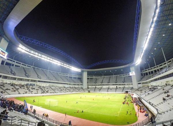 Dapat Kucuran 10 Miliar, Penyelesaian Stadion Batakan Dikebut!