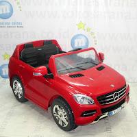 Mobil Mainan Aki DoesToys DT7012 Mercedes Benz M-Klase W166 Lisensi