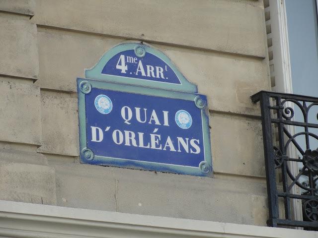 Quai D'Orleans