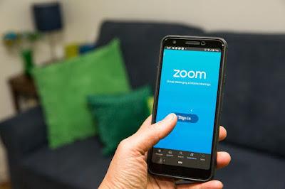 Cara menggunakan aplikasi zoom di smartphone untuk pembelajaran online