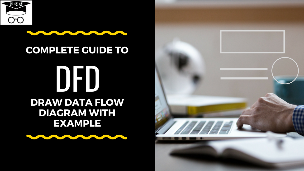 Complete Guide To Dfd Data Flow Diagram With Example Professor For You