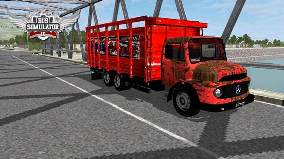 Mod Truck Tua Mercy Nong Nong
