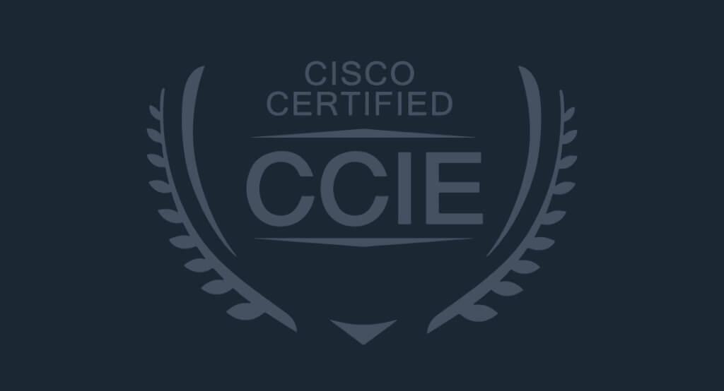 شهادة CCIE Enterprise Infrastructure