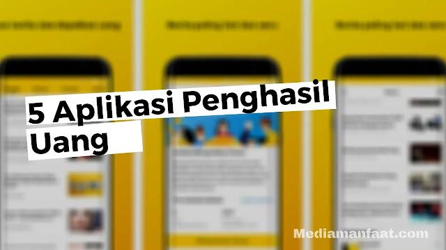 5 Aplikasi Penghasil Uang Untuk iPhone
