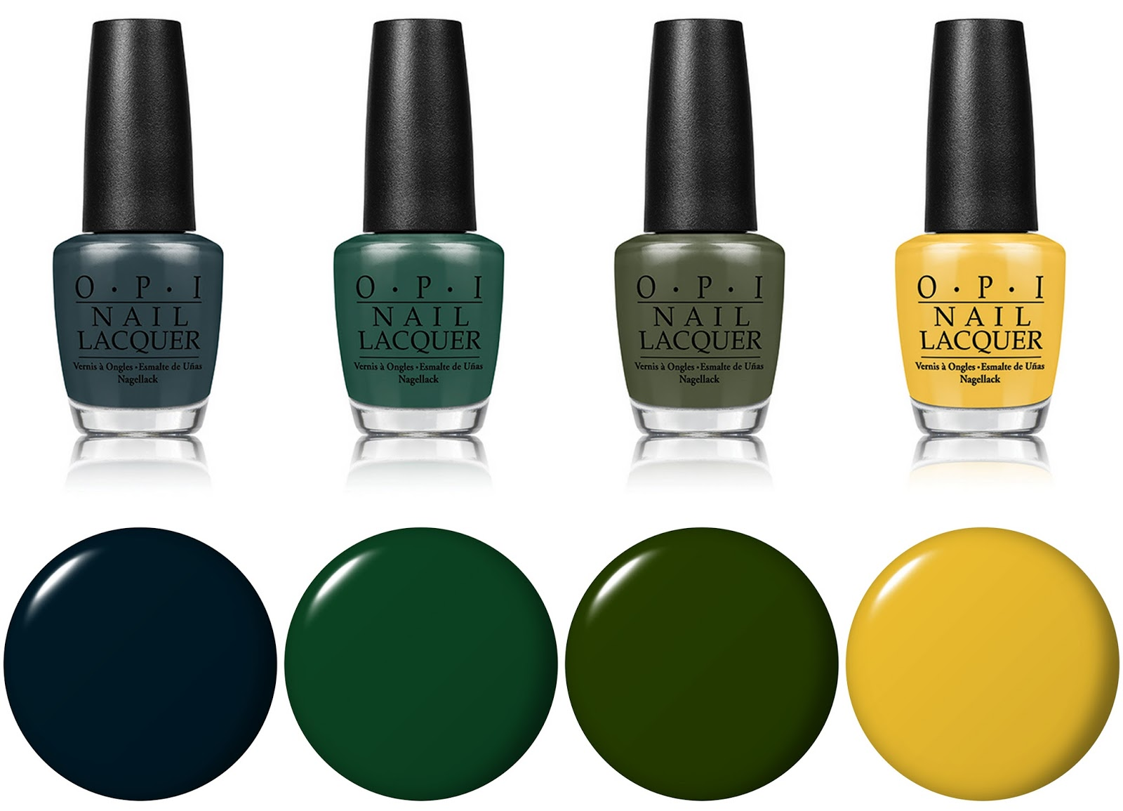 OPI Launches the Washington DC collection for Fall/Winter 2016 ...