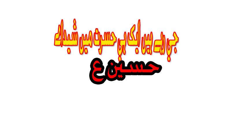 Muharram 2020 - New Salam - Moujza Ban Kay Zamanay Main Jo