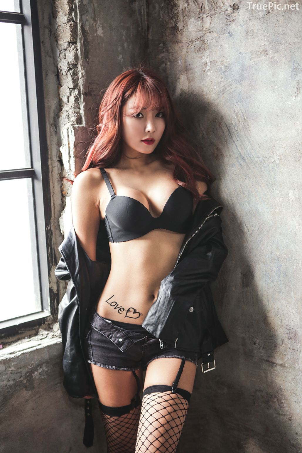 Korean-Lingerie-Fashion-Lee-Da-Hee-model-Tell-Me-What-You-Want-To-Do-TruePic.net- Picture 1