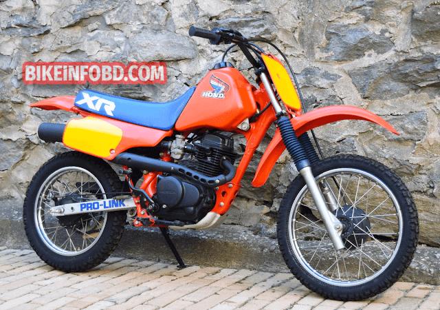 1985 Honda XR80