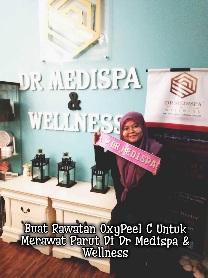 Buat Rawatan OxyPeel C Untuk Merawat Parut Di Dr Medispa & Wellness