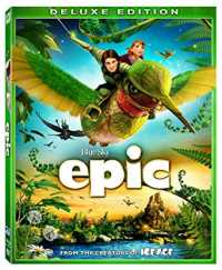 Epic (2013) 3D Hindi - English 720p & 1080p HSBS Full Download