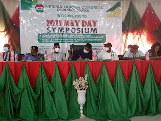 Oluomo to NLC: Pressure on salaries will reduce If ...