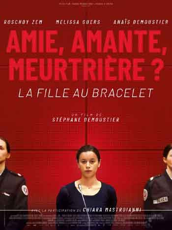 The Girl With A Bracelet 2019 480p 300MB BRRip Dual Audio