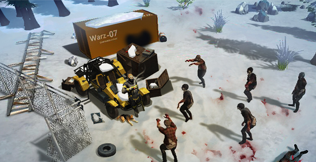 WarZ: Law of Survival v1.4.6 Mod Apk Online Terbaru