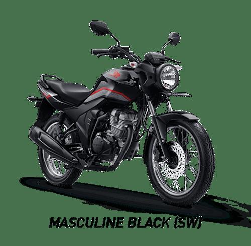 Honda Verza SW Masculine Black 2020 Sejahtera Mulia Cirebon