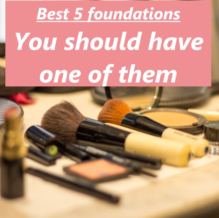 make up foundations thenutrifly