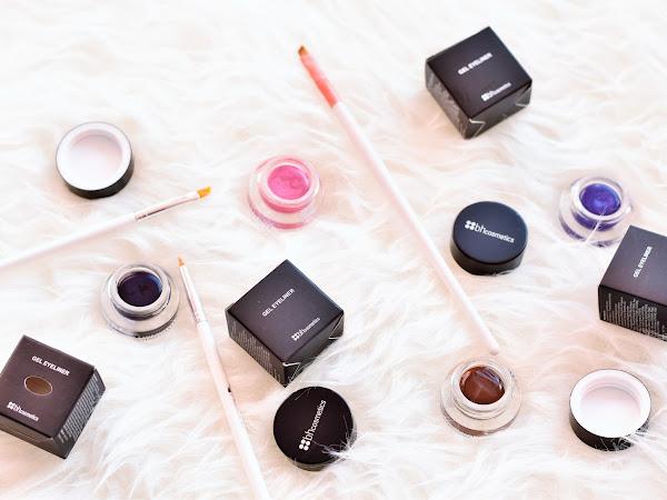 BH cosmetics gélové očné linky