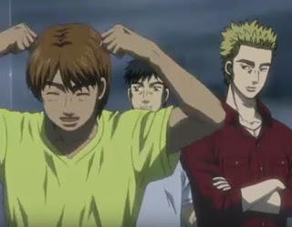 Initial D Fifth Stage – Episódio 08