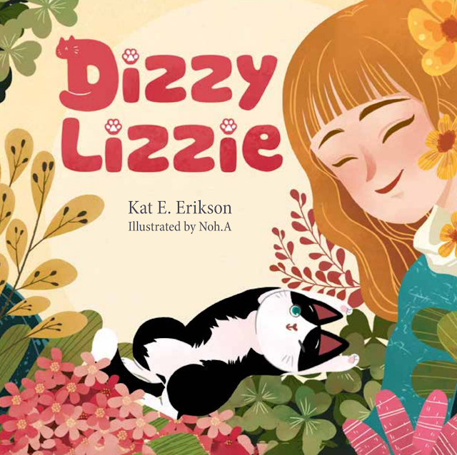 Book Review - Dizzy Lizzie by Kat E. Erikson #BookSirens
