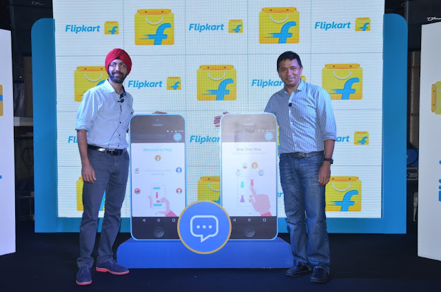 Flipkart launches 'Ping', a brand new social collaborative shopping experience on its mobile app