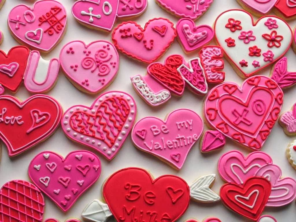 Cute Wallpaper For My Valentine - HD Wallpaper Pictures