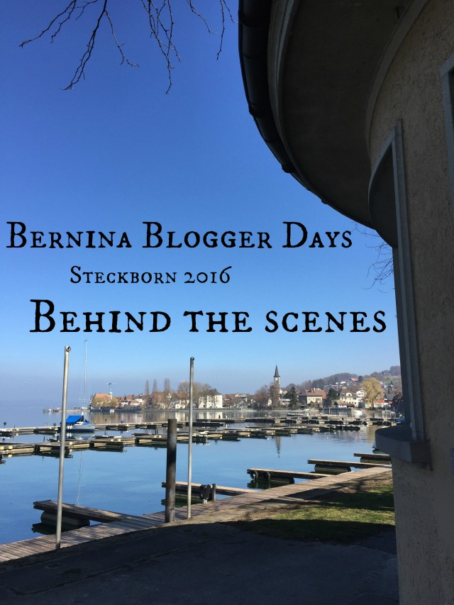 Blogger Event: Bernina Blogger Days 2016