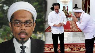 Rachland Nashidik Balas Kritik Ngabalin: Andalah Sampah Otoriterisme!