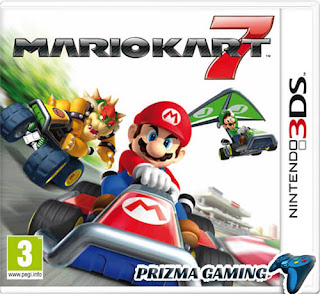 Mario Kart 7 ROM for Citra 3DS