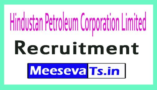 HPCL Hindustan Petroleum Corporation Limited Recruitment