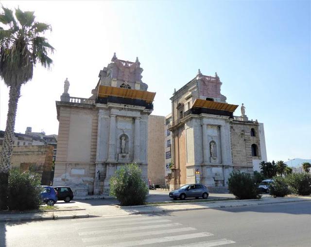 Porta Felice Palermo