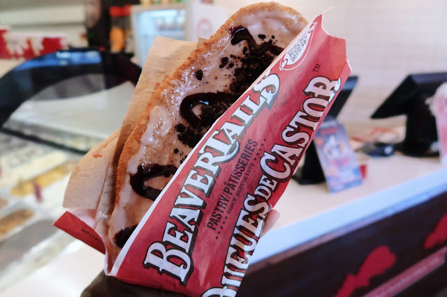 Coco Vanilla BeaverTails
