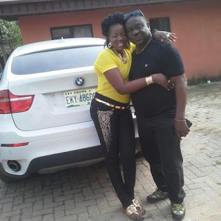"""You Are Going To Hell If You Ever Beat Your Wife"" –Mr Ibu Says To Men"