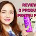 3 produse Gerovital pentru păr - video