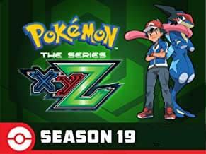 Pokémon temporada 19