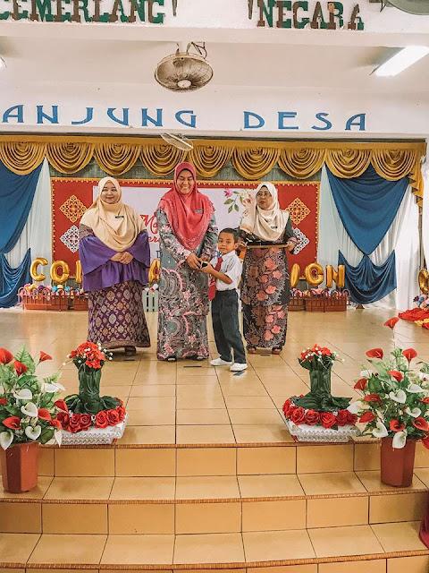 Sambutan Majlis Anugerah Kecemerlangan 2018