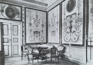 Sala pompejańska po wojnie