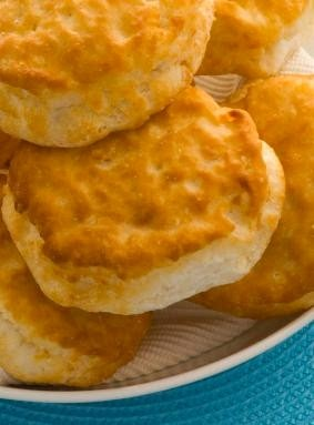 Vegan Breakfast Drop Biscuits image