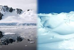 Perbedaan Kutub Utara Dan Kutub Selatan