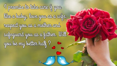 quotes on propose