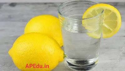 Uses of making lemon in winter