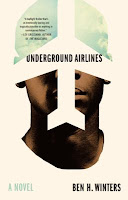Book cover of Underground Airlines by Ben Winters