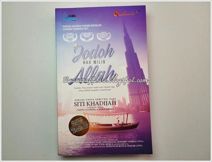 Novel | Jodoh Hak Milik Allah by Siti Khadijah