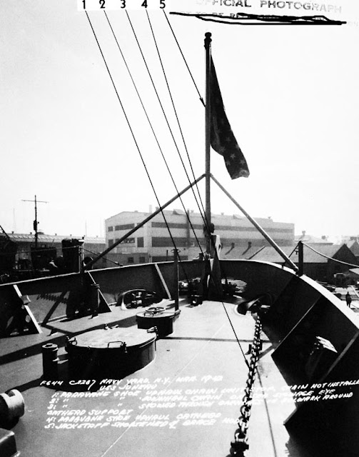 USS Juneau in New York, 19 March 1942 worldwartwo.filminspector.com
