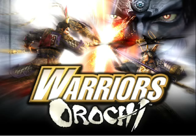 Save Game Warriors Orochi PPSSPP