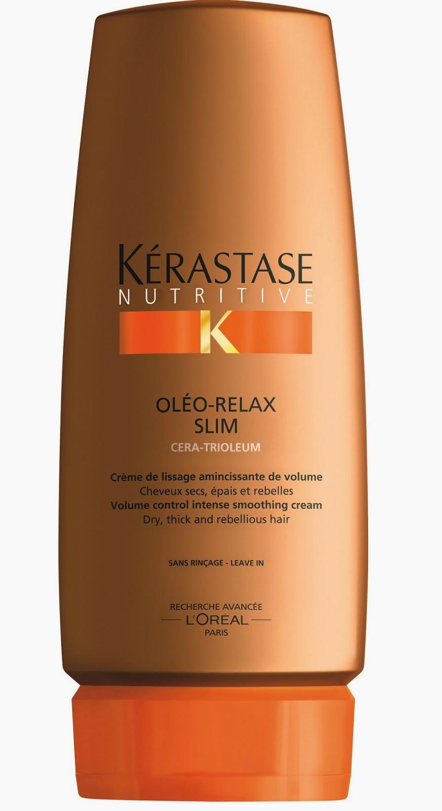 kerastase creme oleo relax slim