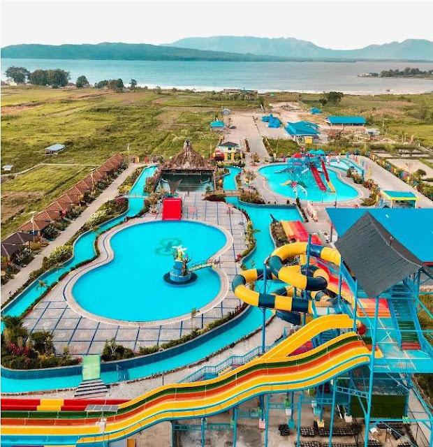 Labersa Toba Fantasi Waterpark : Wisata Seru di Balige