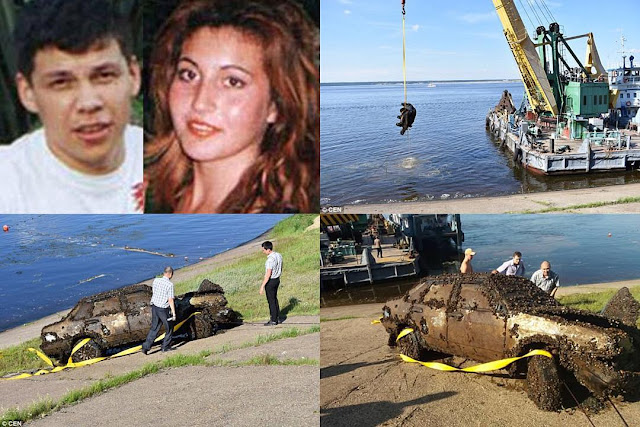 Couple who went missing 12 years ago, found dead in their car at the bottom of a river
