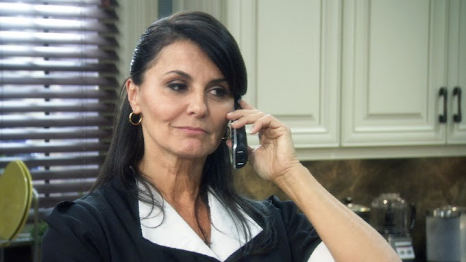 Passions Alum Eva Tamargo Returns to The Haves and the Have Nots!